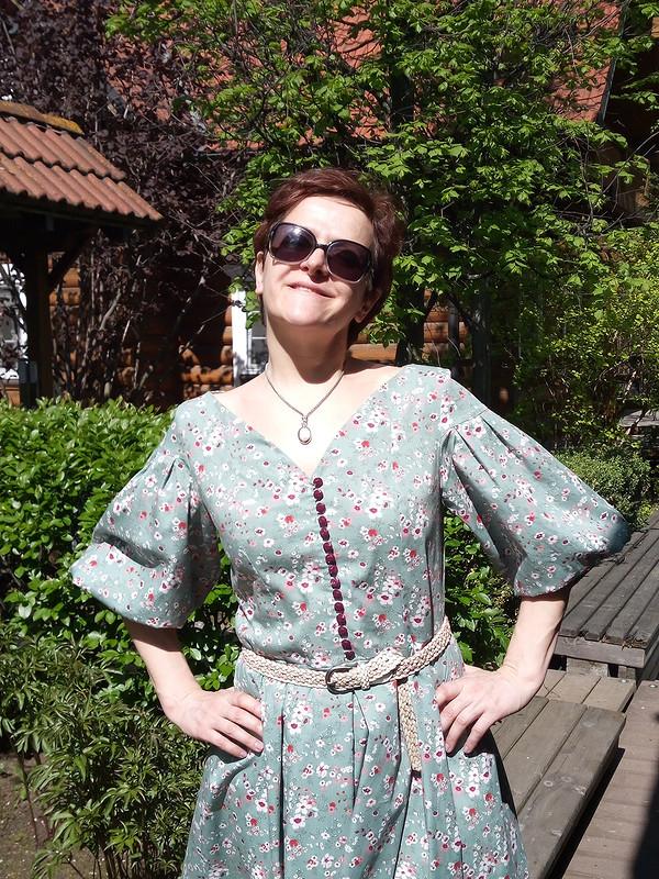 Летнее платье от Alin-7