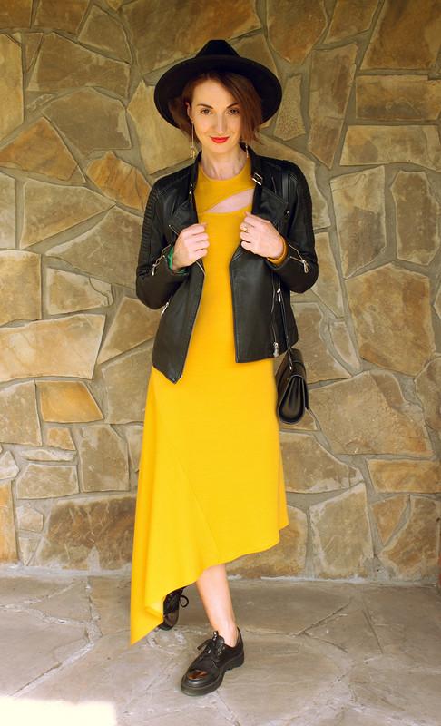 Трикотажное платье от sunnybird