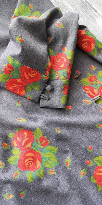 Летняя рубашка-тренч от venera.lookmanova