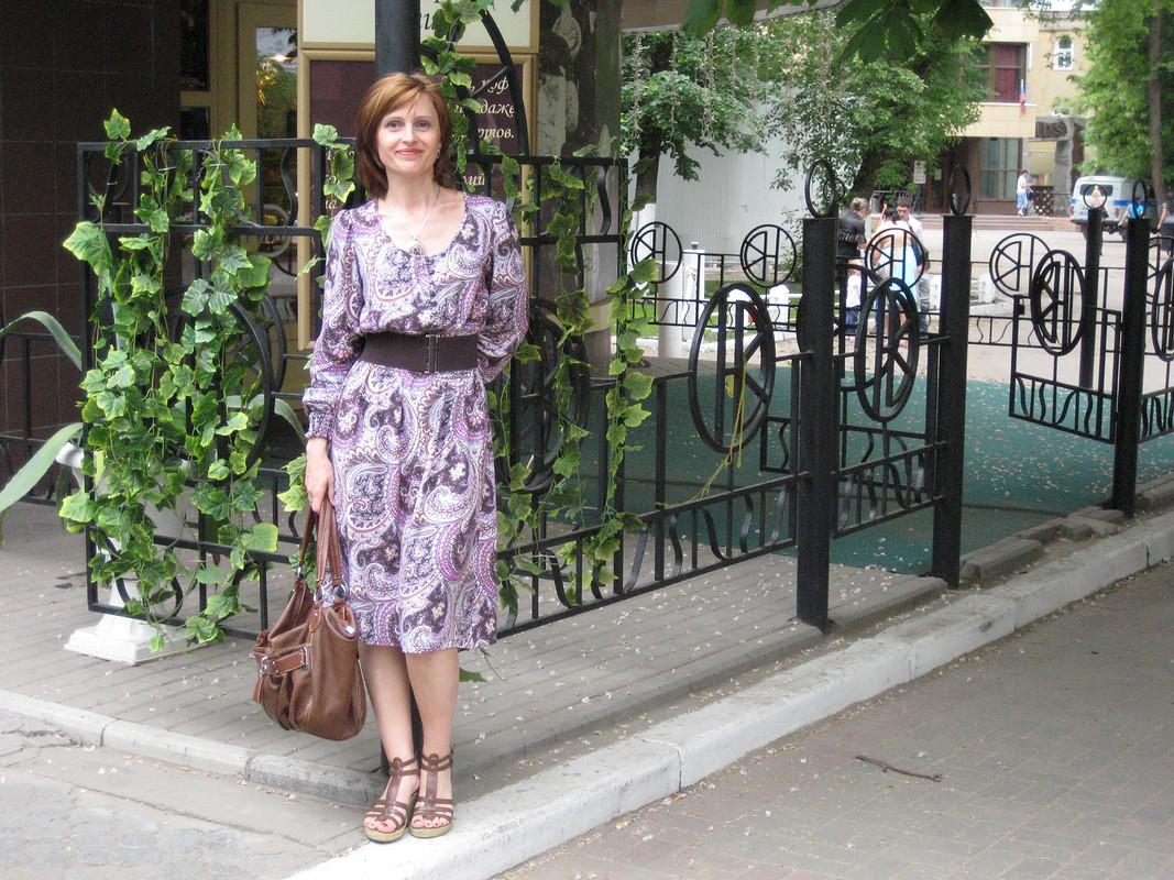 Романтичное платье от konon0506
