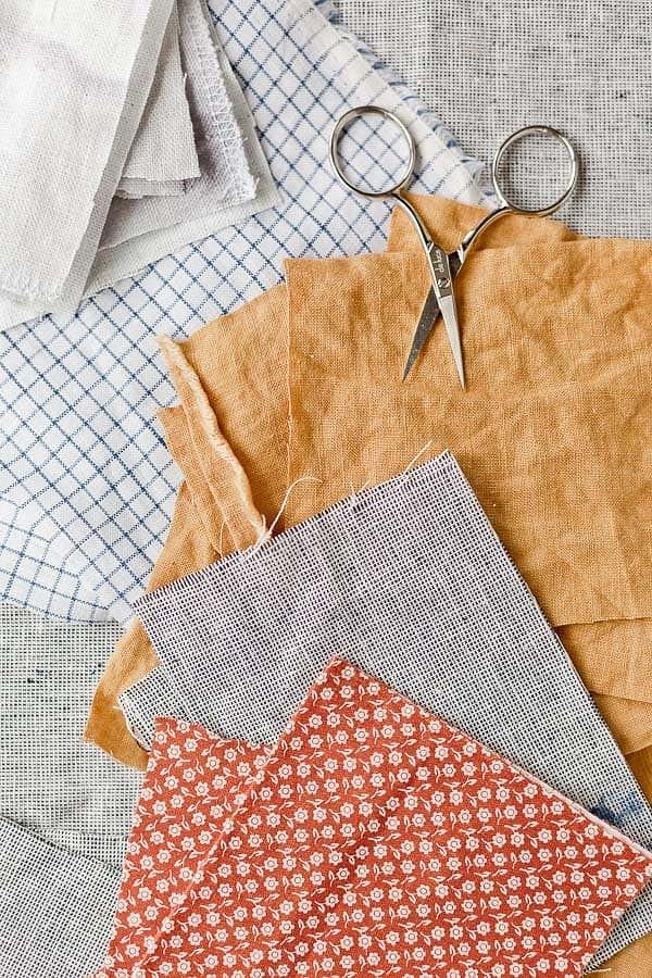 Идея: мисочки изткани длямелочей