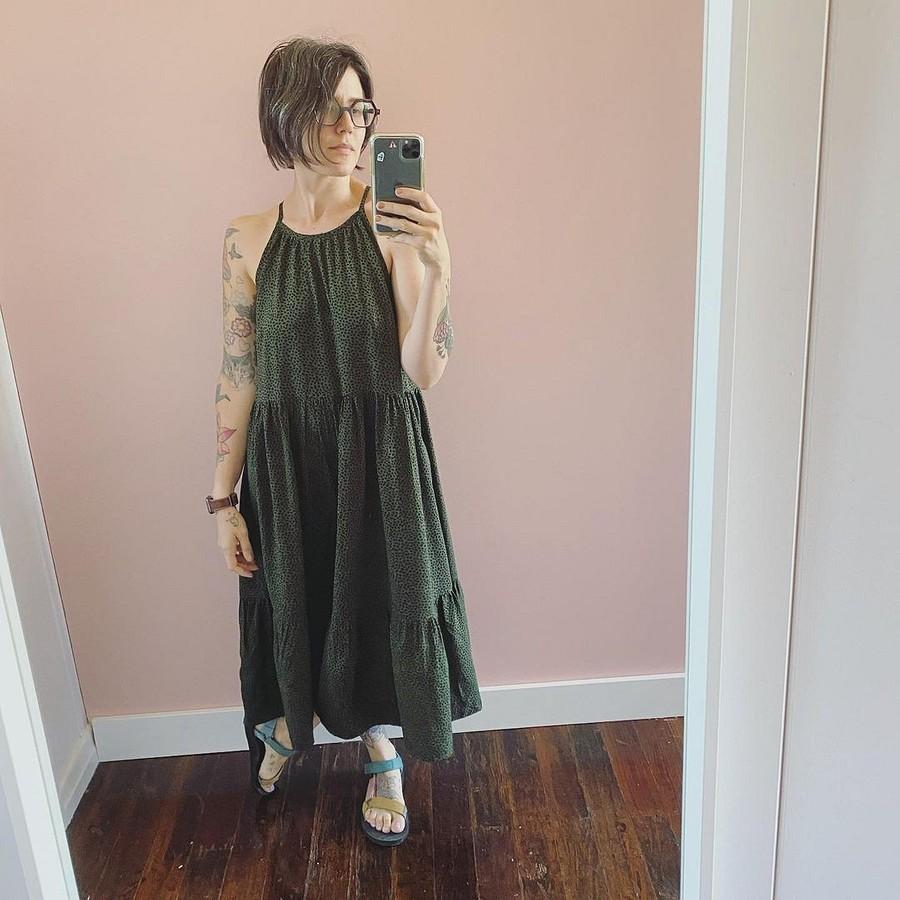 Я постоянно думаю отом, что я сошью дальше: швейный instagram недели