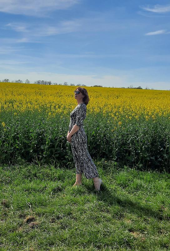 Платье 112 изBurda 4/2021 от Maria