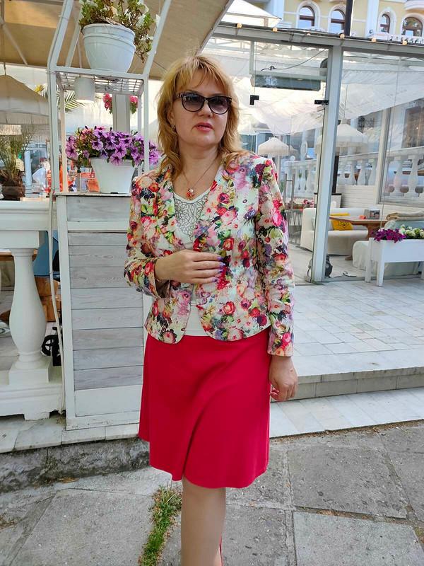 Жакет изburda 9/2005 от Татьяна Славинская