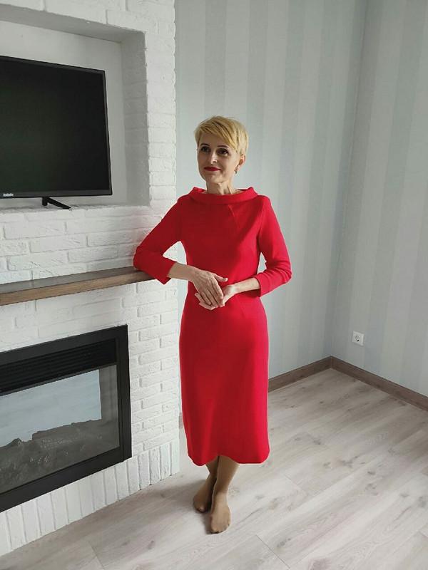 Платье «Винтаж вкрасном» от konon0506