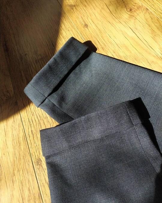 Мужские брюки от indikate_atelier