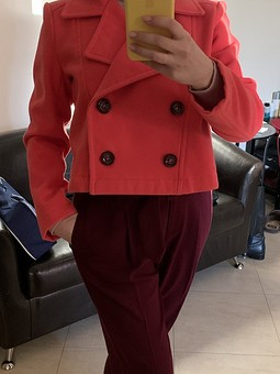 Работа с названием Куртка-бушлат