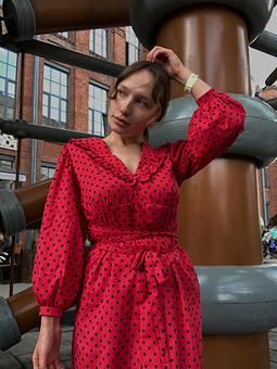Работа с названием Платье из СССР с любовью