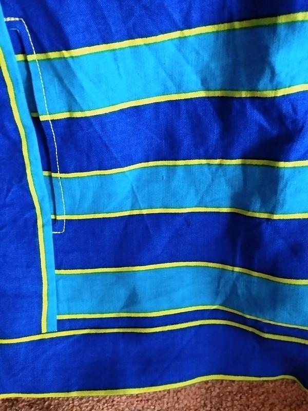 Рубашка-жакет льняная от 7Irena