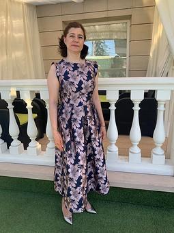 Работа с названием Платье Весны