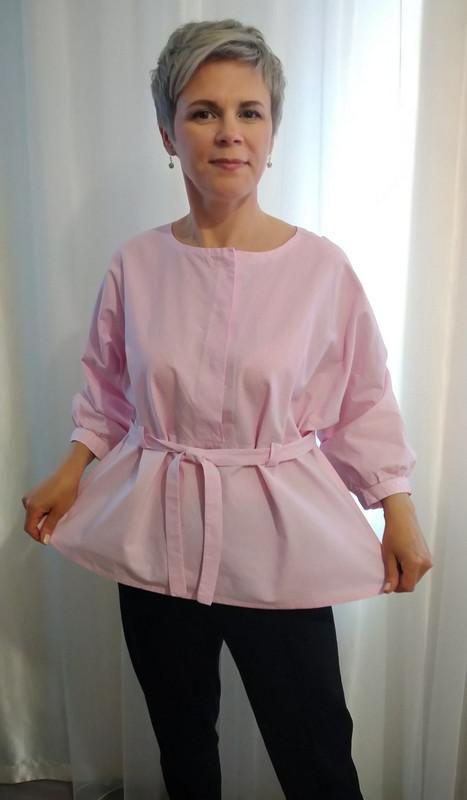 Блузка споло от Наташа