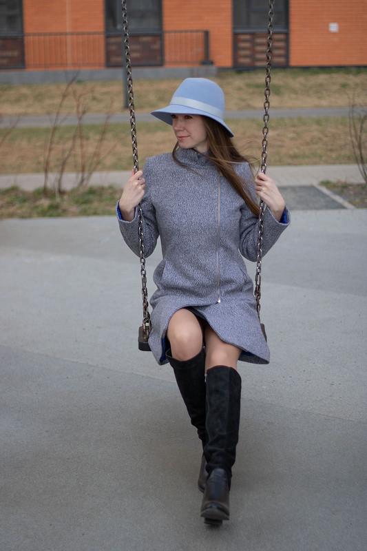 Пальто «Дебют» от zefirrrka89