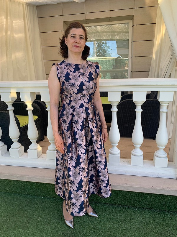 Платье Весны от Еле7на