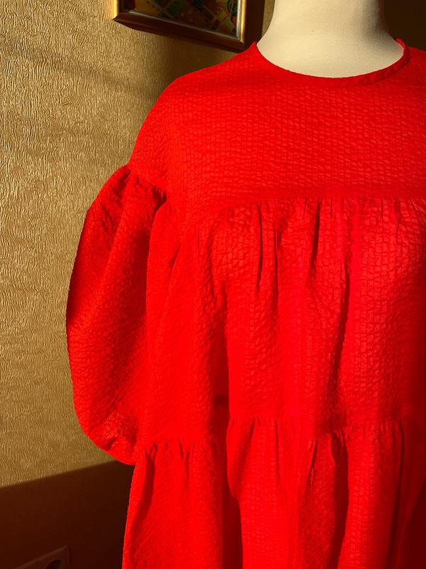 Платье «Красная Горка» от Оксана Георгиевна