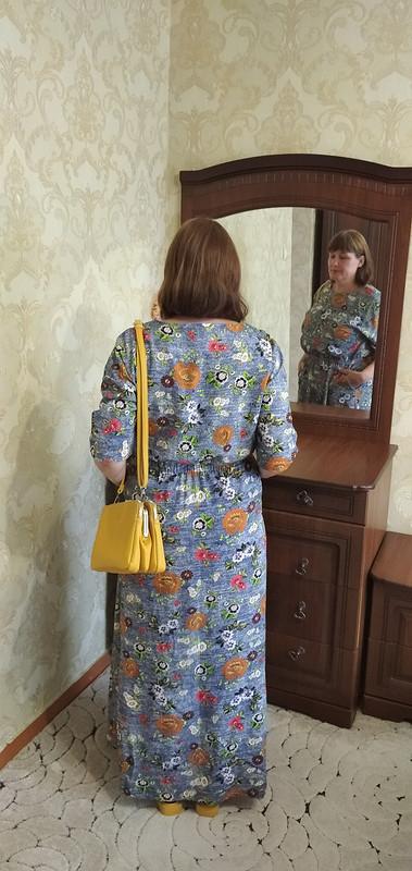 Платье - первая обновка клету от Барсукова Светлана