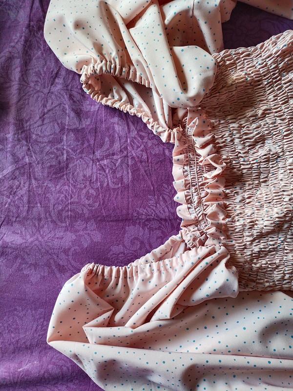Платье «Неоромантика дляплюсика» от RiRi1990