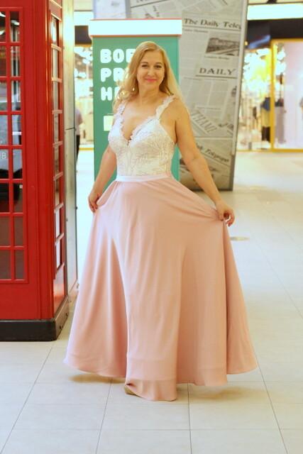 Платье «Швейный марафон 2» от Elena55+