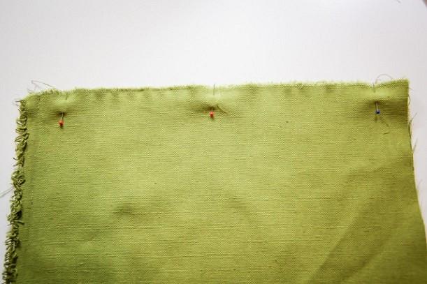 Плед дляпикника стканевым чехлом: мастер-класс