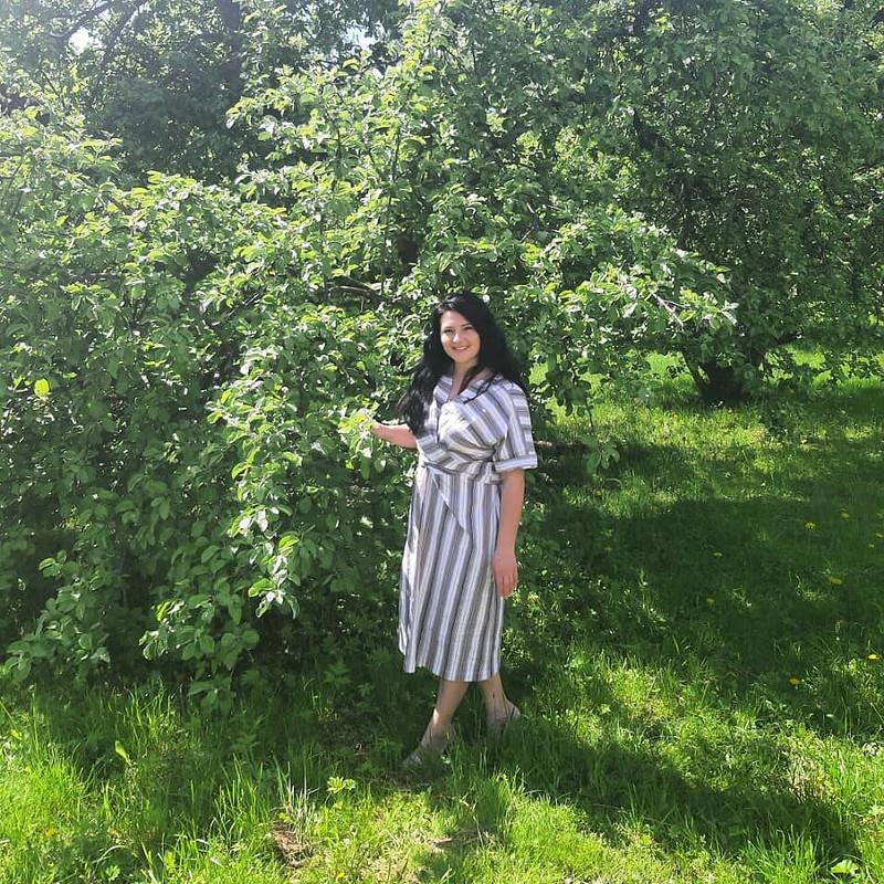 Платье «Знойный полдень» от Litva