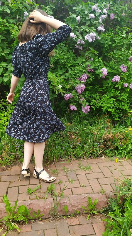 Платье от OlgaSitnikova