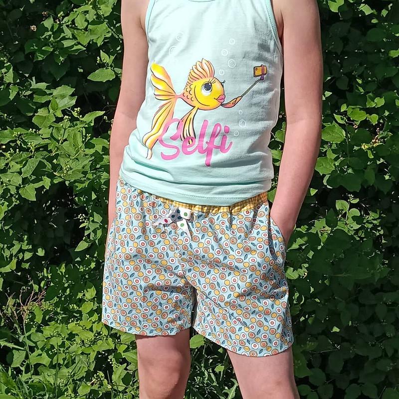 Летние шорты длялюбимого сорванца от Валентина Шаповалова