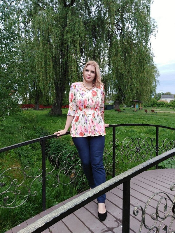 Блуза от Ира Матвеева