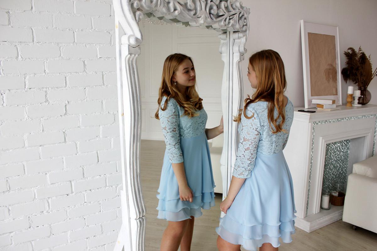 «Летящее» платье от Olga_2021