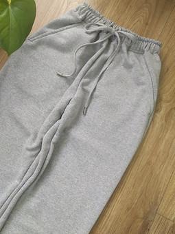 Работа с названием Трикотажные спортивные штаны
