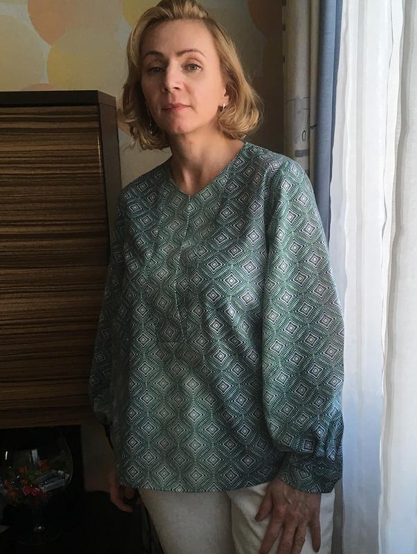 Блуза кПасхе от SvetlanaNaumova