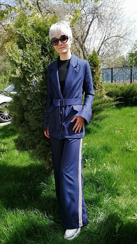 Жакет ибрюки «Долгожданная весна...» от 25Юлия25