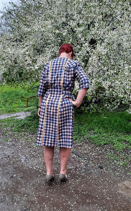 Майское платье, модель 106 от marsellin