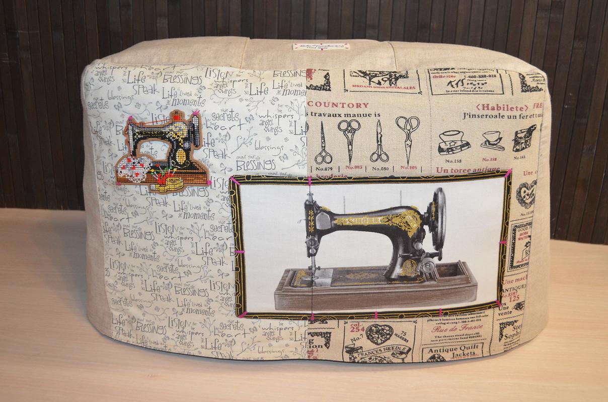 Чехол дляшвейной машинки от Verevochca
