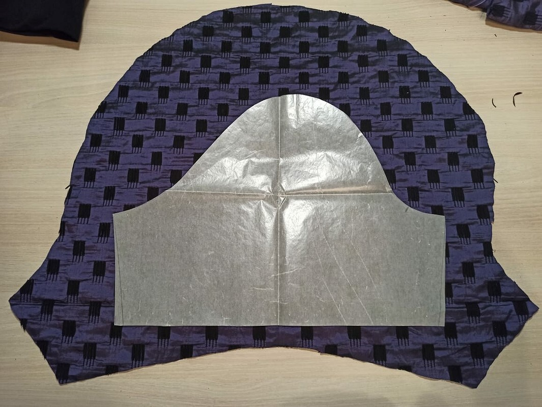 Замудрячистый комплект - юбка итоп от Verevochca