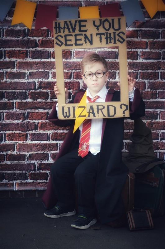 Плащ Гарри Поттера от MaryPopins