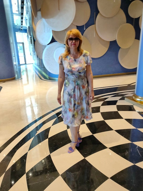 Платье «Летящей походкой» от Татьяна Славинская