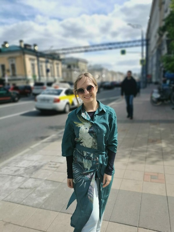 Платье-рубашка «Альфредо» от Agate