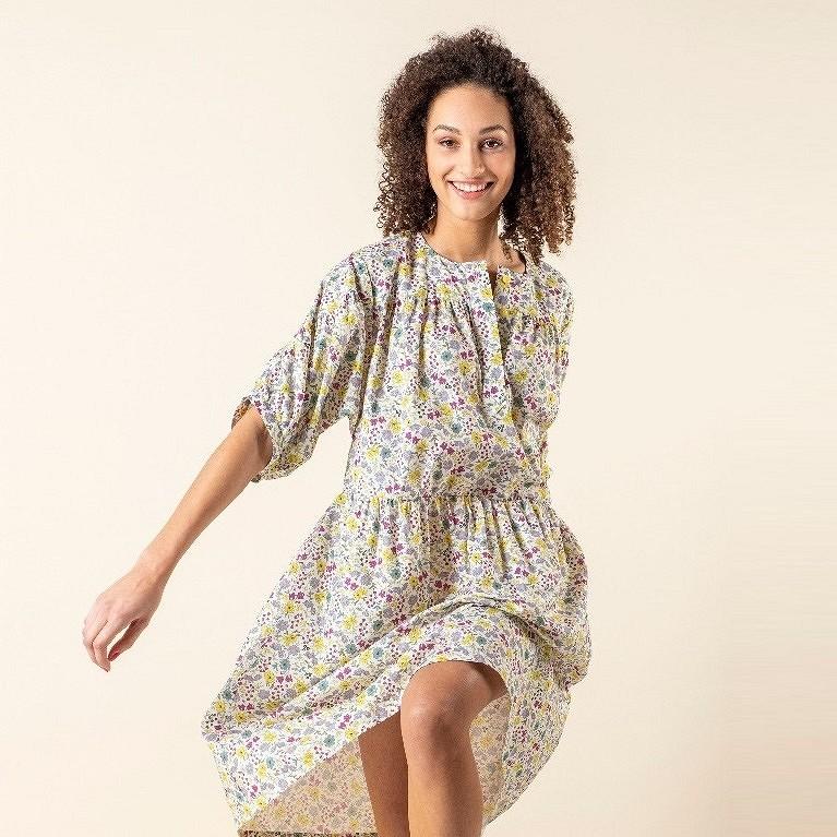 Летнее, красивое, удобное: 12 выкроек комфортных платьев налето