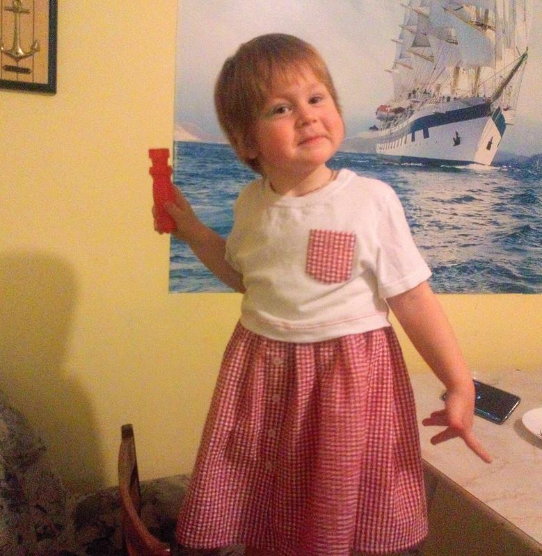 Думала «сошью платье по‑быстрому» от Nadya1979