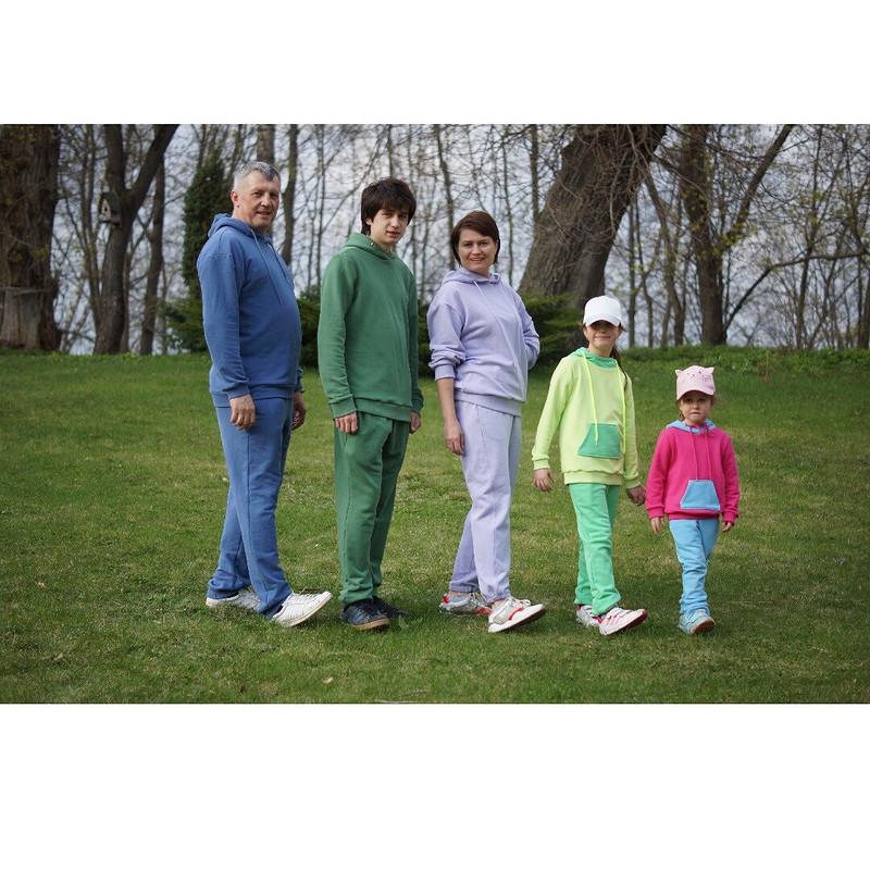 Спортивные костюмы длявсей семьи от olgapoluektova_style