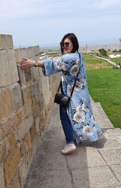 Платье-халат от KsuVM