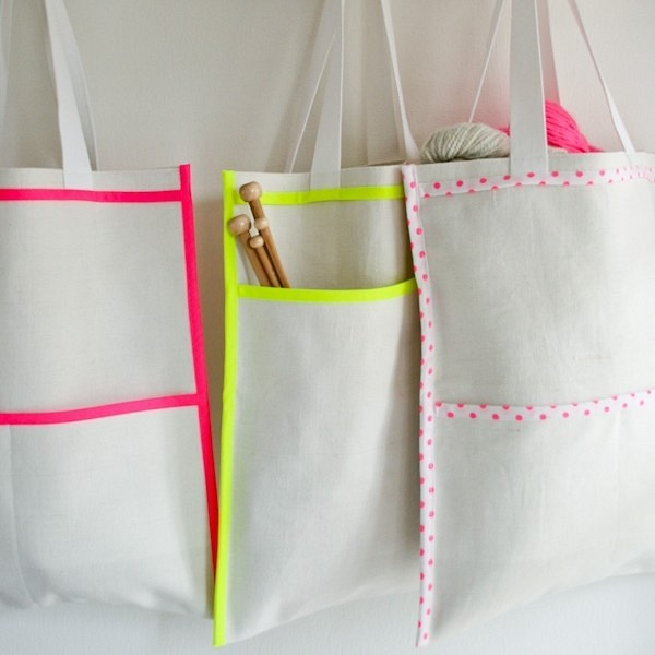 Идея: сумка «наизнанку»