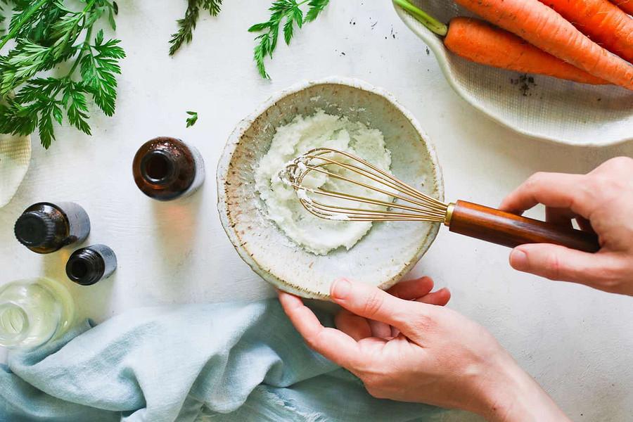 Рецепты красоты: волшебный крем длязрелой кожи смаслом ши своими руками