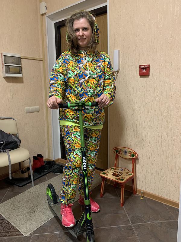 Спортивный костюм от zljuchka