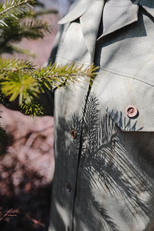 Куртка-рубашка от kotmarkot