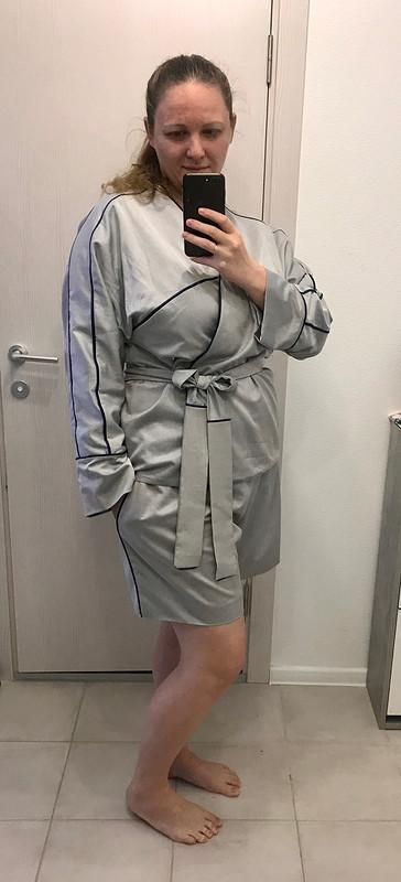 Домашнее кимоно от v_k_elena