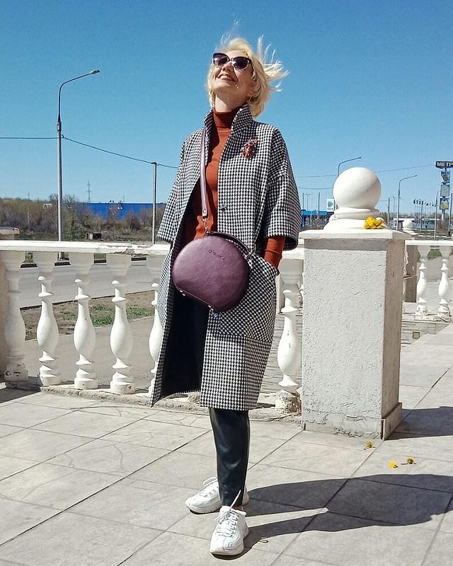 Весеннее пальто от FoxNatali