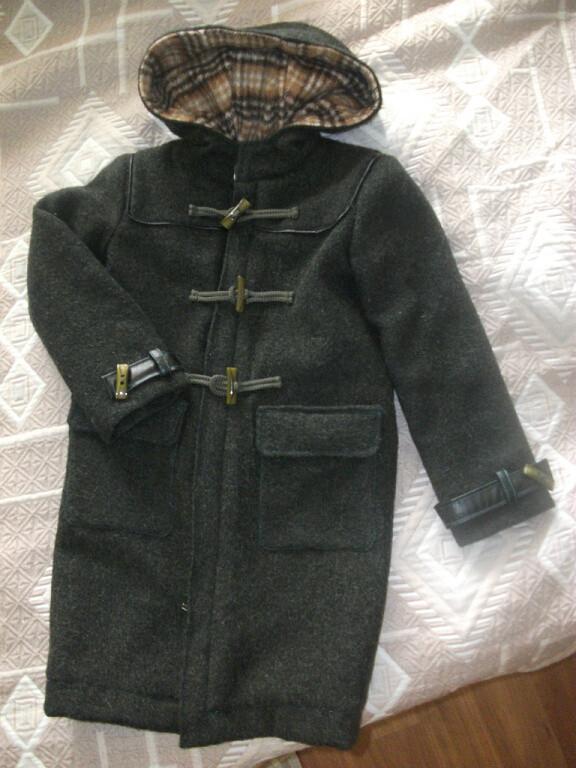 Пальто от nuroc