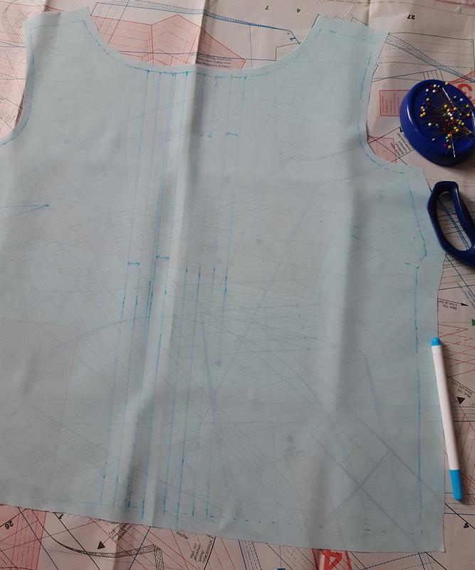Топы изостатков ткани от anаt