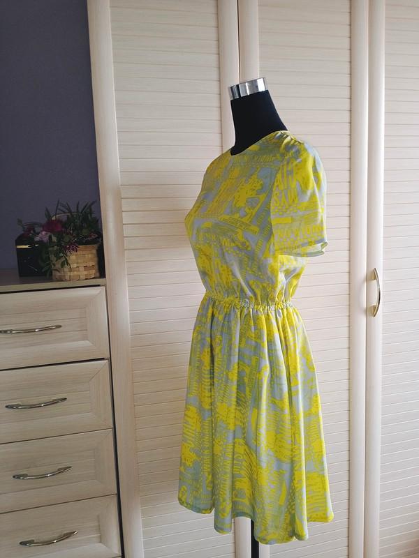 Платье цвета «лета» от G.P.
