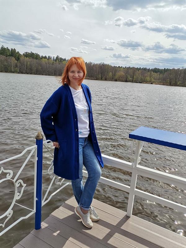 Кардиган от OlgaTolstova_